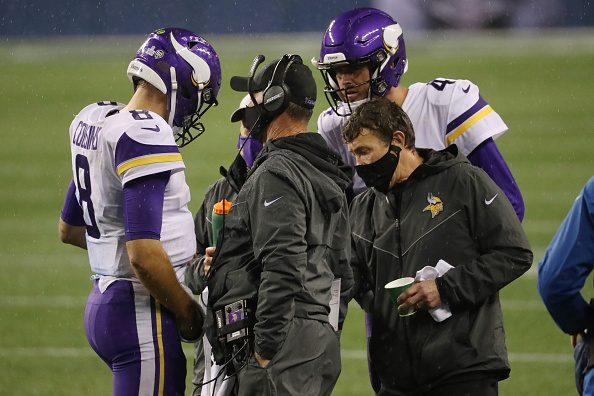 Mike Zimmer was 100 Percent Correct