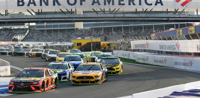 NASCAR Heads to Charlotte for the Bank of America Roval 400