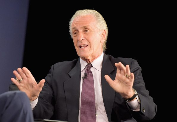 Pat Riley Clarifies 'Asterisk' Statement About 2020 Championship