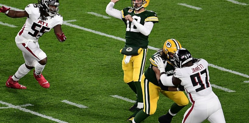 Week 4 Recap: Atlanta Falcons vs. Green Bay Packers
