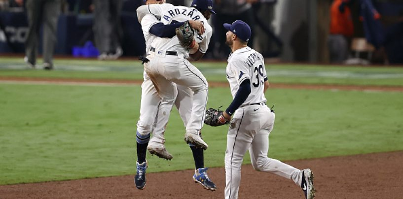 ALCS Game 7 Recap: Rays Hold Off Astros, Punch Ticket to World Series