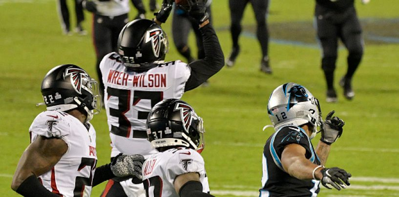 Week 8 Recap: Atlanta Falcons vs. Carolina Panthers