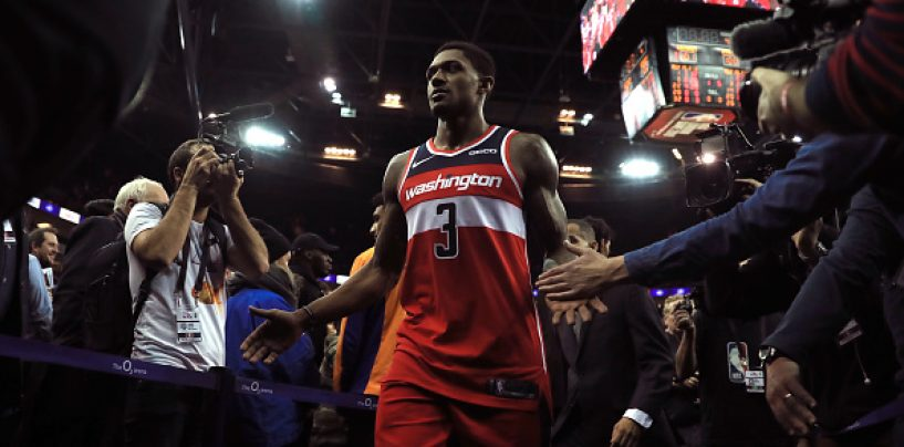 Potential Miami Heat Target Bradley Beal Says Teams are Still Trying to Acquire Him