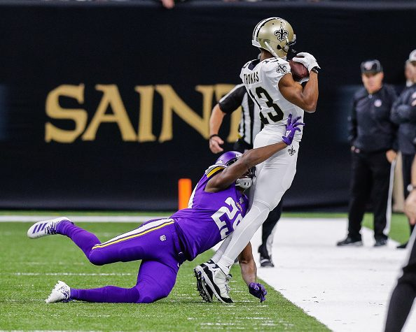 The Four Contenders for Michael Thomas' Services