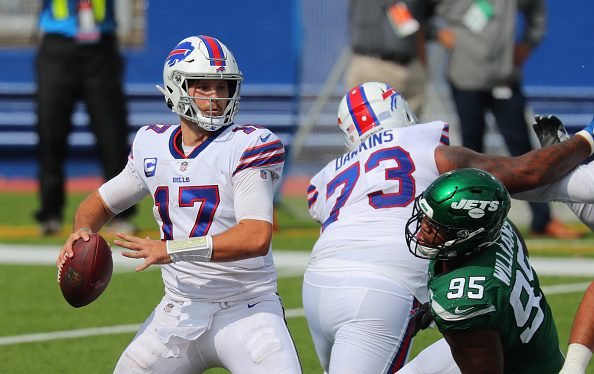 Week 7 Preview: Buffalo Bills vs. New York Jets