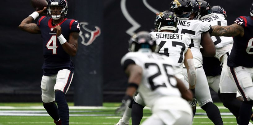Week 5 Recap: Jacksonville Jaguars vs. Houston Texans