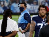 Report: NFL Slams Titans for COVID-19 Violations