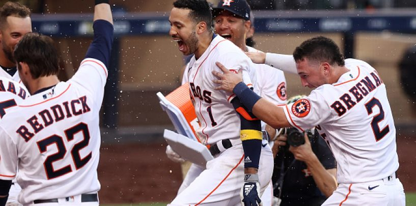 ALCS Game 5 Recap: Correa's Walk-Off Home Run Keeps Astros Alive