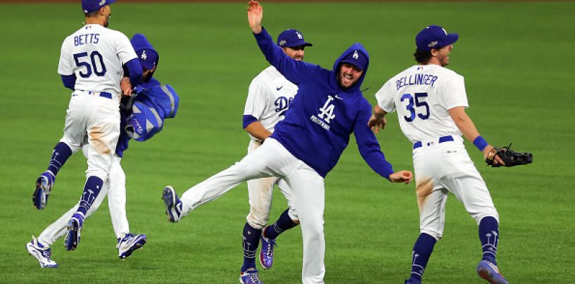 World Series Preview: Tampa Bay Rays vs. Los Angeles Dodgers
