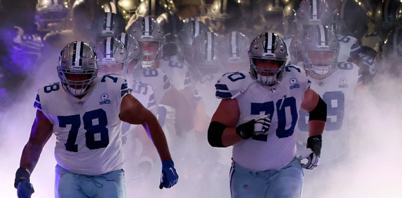 Week 7 Preview: Dallas Cowboys vs. Washington Football Team