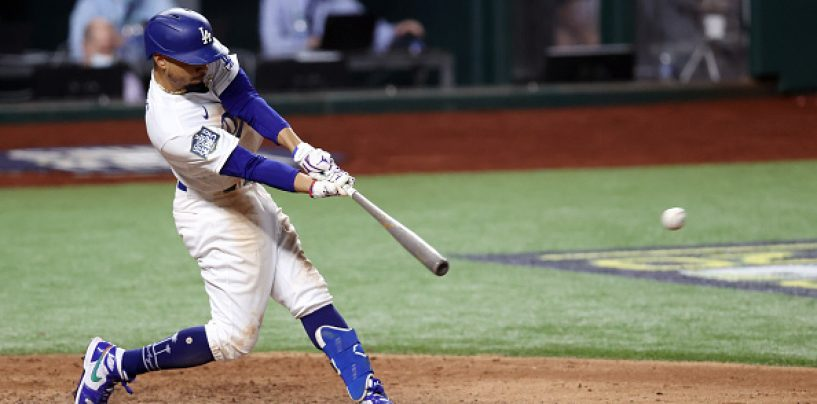 10 Interesting Stats from Game 1 of the World Series