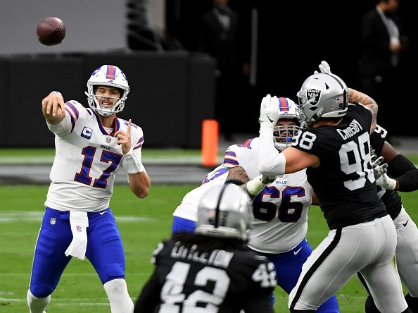 Fanelli's Fave Five Bets for Tuesday Night Football: Buffalo Bills vs. Tennessee Titans