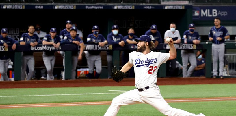 World Series Game 1 Recap: Kershaw, Offense Lead Los Angeles Over Tampa Bay