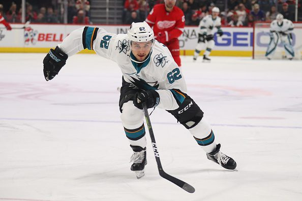 Sharks' Kevin Labanc Is Worth Every Penny
