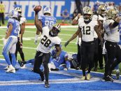 Week 4 Recap: New Orleans Saints vs. Detroit Lions