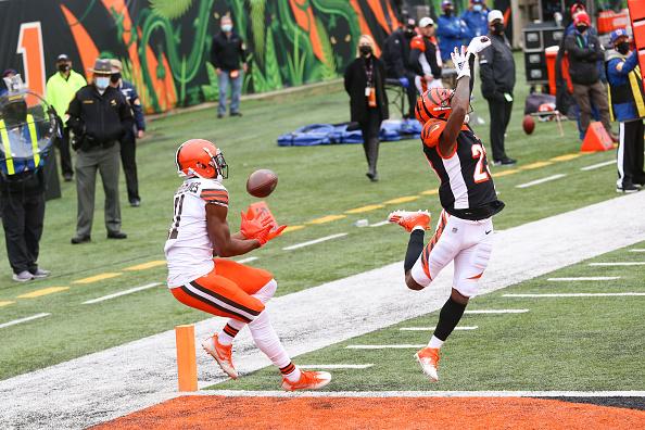 Week 7 Recap: Cleveland Browns vs. Cincinnati Bengals