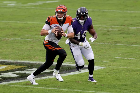 Week 5 Recap: Cincinnati Bengals vs. Baltimore Ravens