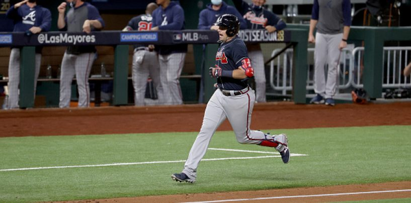 NLCS Game 1 Recap: Braves' Three Homers Sink Dodgers