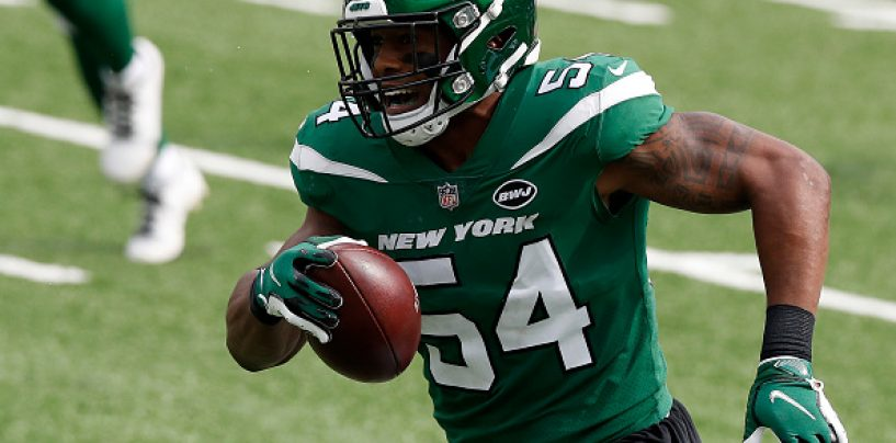 Report: Pittsburgh Steelers Acquire Avery Williamson from New York Jets
