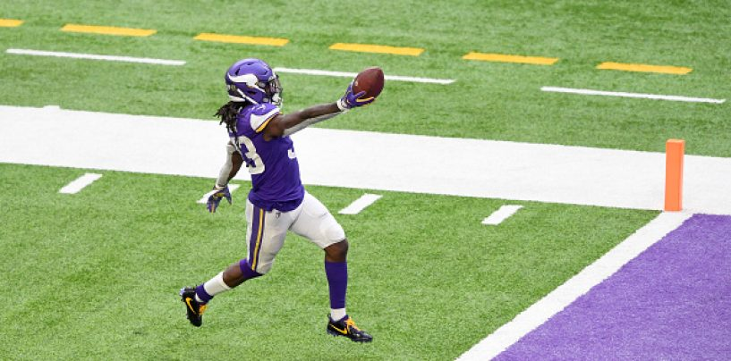 Fanelli's Fave Five Prop Bets for MNF: Minnesota Vikings vs. Chicago Bears