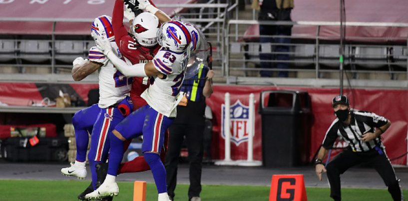 Week 10 Recap: Buffalo Bills vs. Arizona Cardinals