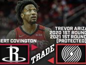 Report: Trail Blazers Acquire Robert Covington, Strengthen Supporting Cast