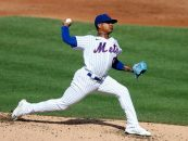 Report: Marcus Stroman Accepts Mets Qualifying Offer