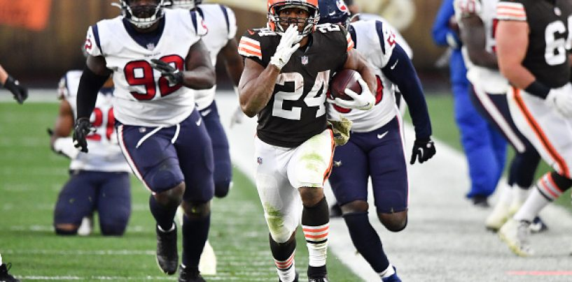 Week 10 Recap: Houston Texans vs. Cleveland Browns