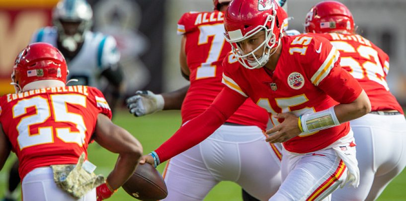 Week 9 Recap: Carolina Panthers vs. Kansas City Chiefs