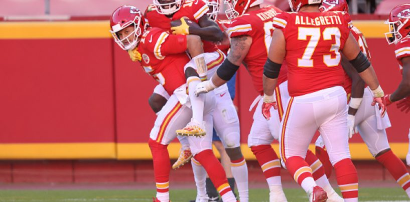 Week 8 Recap: New York Jets vs. Kansas City Chiefs