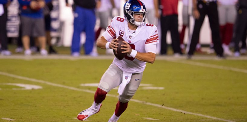 Fanelli's Fave Five Prop Bets for MNF: Tampa Bay Buccaneers vs. New York Giants
