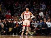 Report: Russell Westbrook Wants Out of Houston