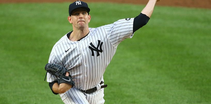 MLB Free Agent Profile: James Paxton