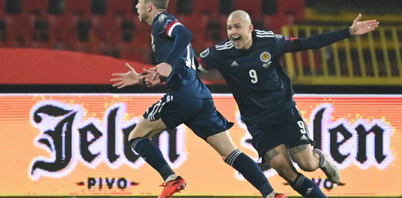 Scotland Qualifies For Its First International Tournament Since 1998