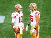 Report: Kittle, Garoppolo to Miss Extended Time