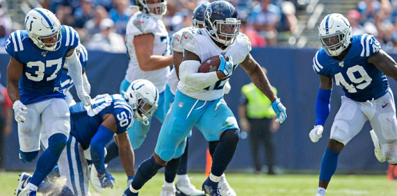 Week 10 Preview: Indianapolis Colts vs. Tennessee Titans