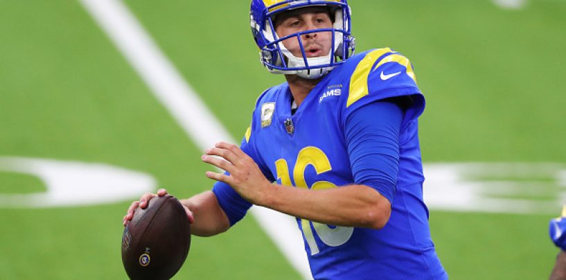 Fanelli's Fave Five Prop Bets for MNF: Los Angeles Rams vs. Tampa Bay Buccaneers