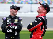 An Open Letter to NASCAR's Jimmie Johnson and Clint Bowyer