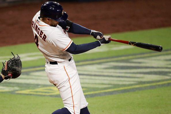 MLB Free Agent Profile: George Springer