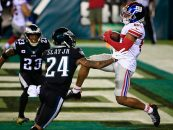 3 Up, 3 Down: Fantasy Studs and Duds from Week 8