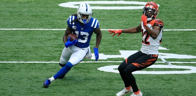 Fanelli's Fave Five Prop Bets for TNF: Indianapolis Colts vs. Tennessee Titans