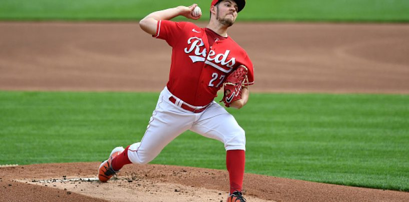 Breaking: Reds Pitcher Trevor Bauer Wins NL Cy Young