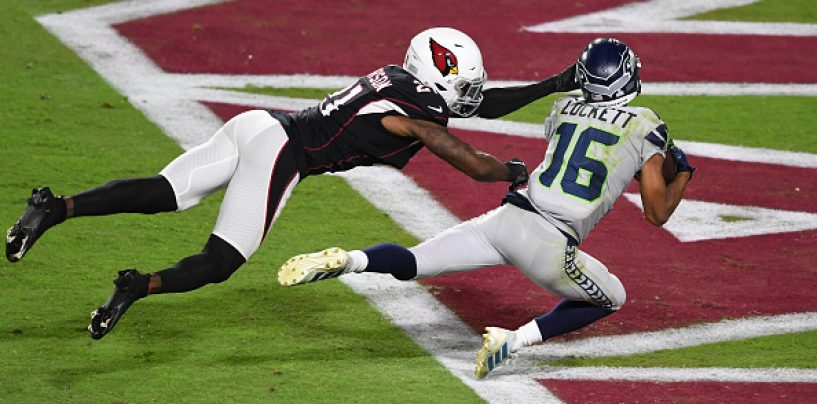 Fanelli's Fave Five Prop Bets for TNF: Arizona Cardinals vs. Seattle Seahawks