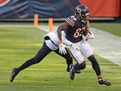 Chicago Bears Javon Wims Suspended for Two Games