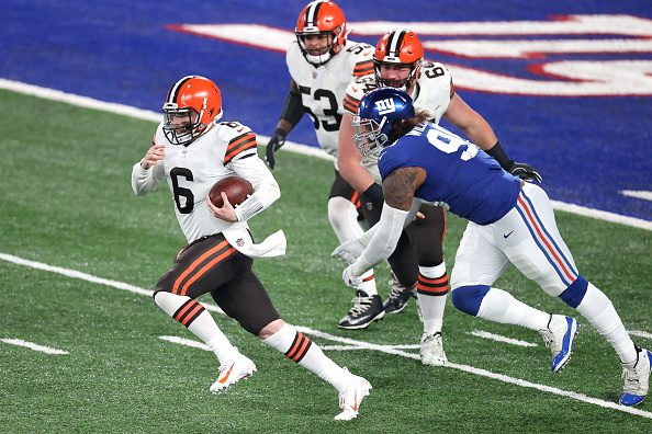 Week 15 Recap: Cleveland Browns vs. New York Giants