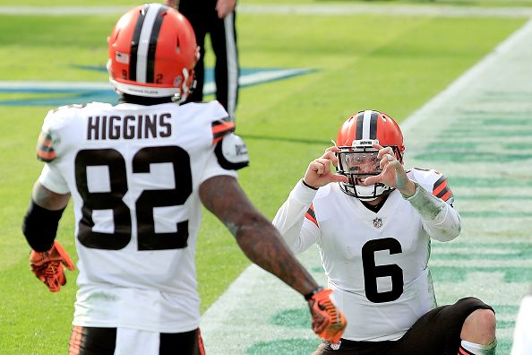 Cleveland Browns Clinch Playoff Berth for the First Time Since 2002