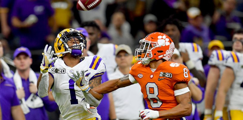 2021 NFL Draft Scouting Report: Ja'Marr Chase