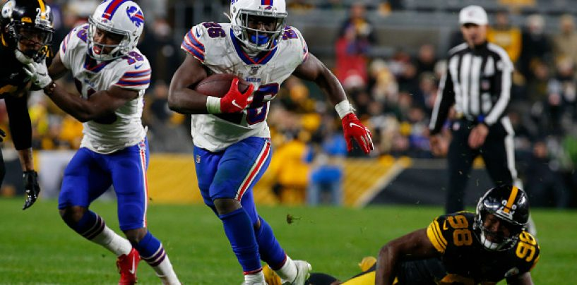 Week 14 Preview: Pittsburgh Steelers vs. Buffalo Bills