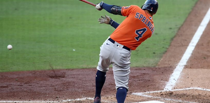 New York Mets Interested in Springer, Bauer