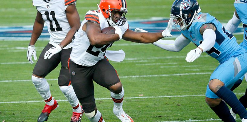 Week 14 Preview: Baltimore Ravens vs. Cleveland Browns